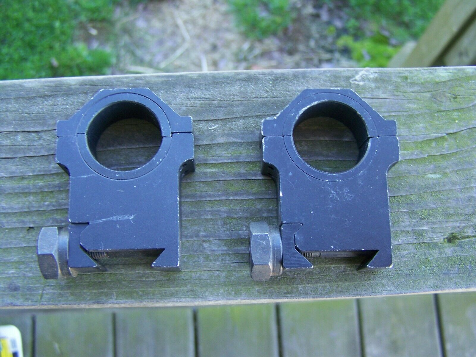 30mm 1  Tactical Rifle Scope Rings High Matte