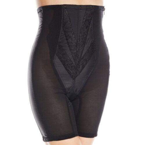 Rago Back Support High-Waist Long Leg Pantie Girdle Style 6210