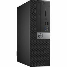 Dell OptiPlex 7050 SFF Desktop Core i7 6700 3.4 GHz 32GB 1TB SSD Win 10 Pro