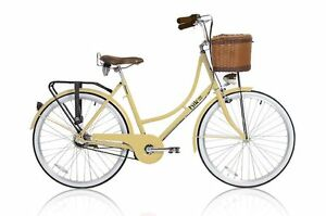 NEW-GENUINE-MOJO-DUTCH-BIKE-VINTAGE-RETRO-CRUISER-STURMEY-ARHCER-HUB-YELLOW