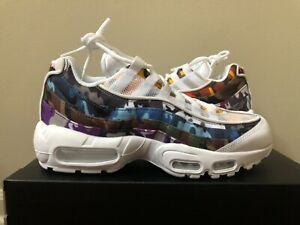 Details about Nike Air Max 95 ERDL Party White Multicolor Camo 7 AR4473 100 100% Authentic