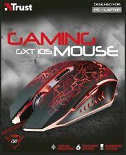 Artikelbild Trust GXT 105 Gaming Mouse 2400 dpi Auflösung beleuchtete tasten Neu
