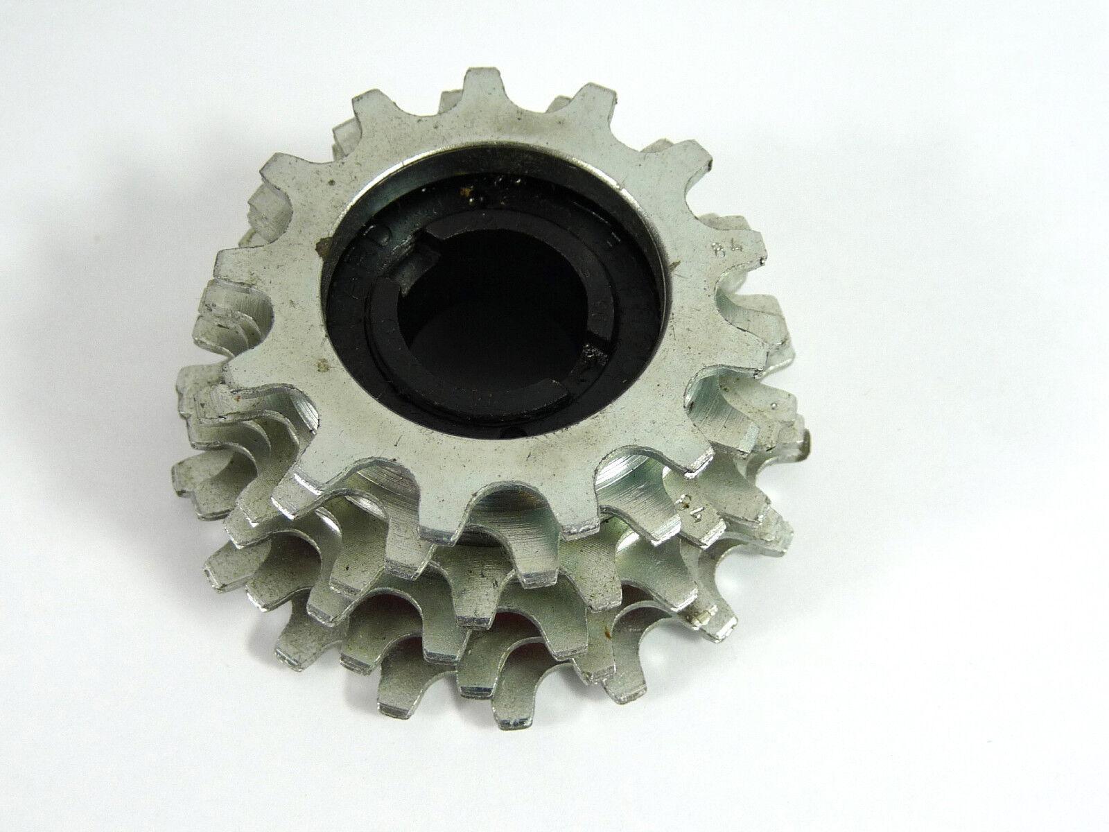 MAILLARD 6 Speed FRENCH THREADED Freewheel 1984  13-14-15-16-17-18 NOS  convenient