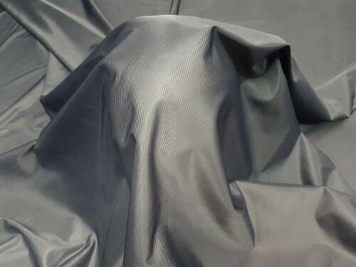 4oz* Gris foncé-Plus lourd type maille-tissu matériau 185 cm large