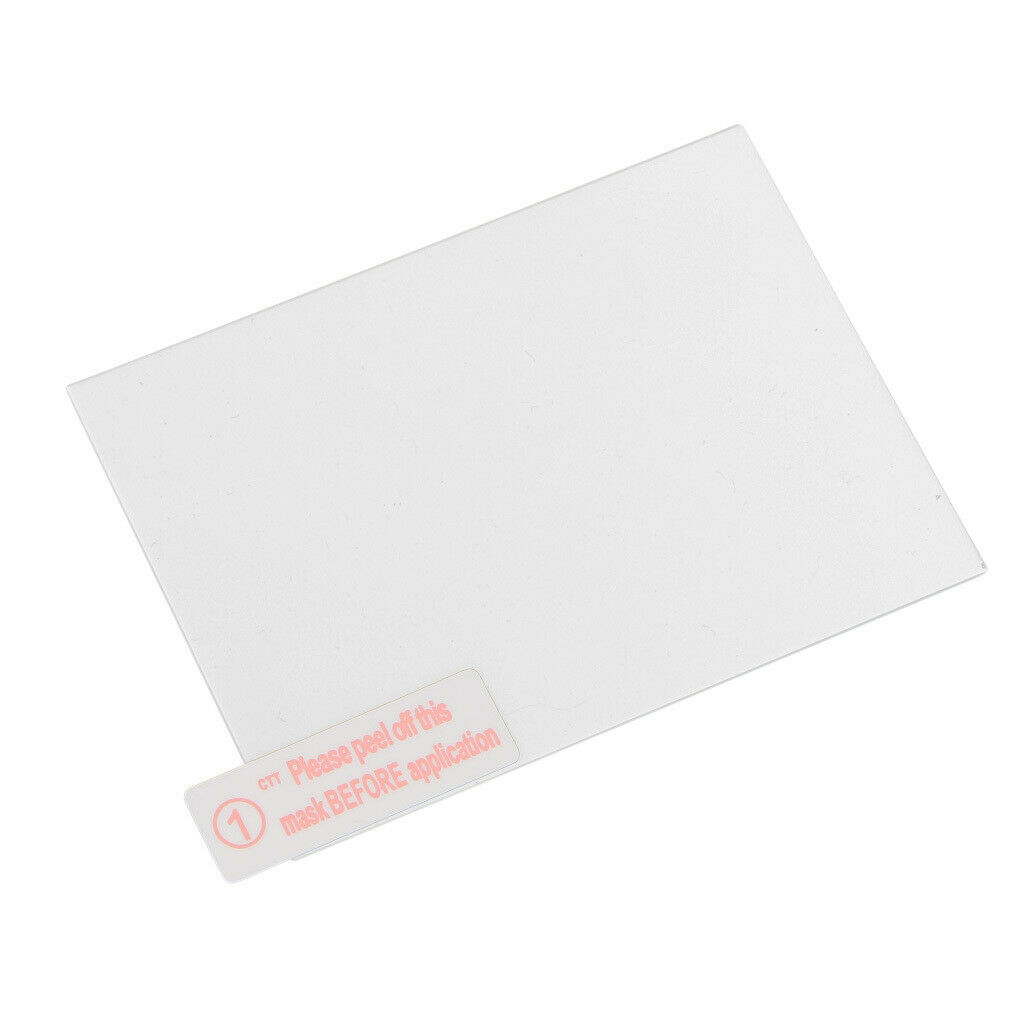 Hardness Tempered Glass LCD Screen Protector for ILCE 7M3 A7 III