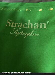 Strachan-Superfine-Snooker-Cloth-For-12ft-Table-With-Extra-Cloth-For-Cushions