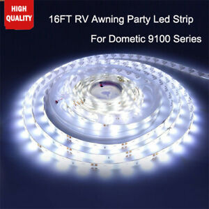 For Dometic 9100 Series 12V 16FT RV Awning Party Bright ...