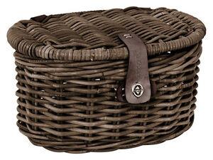 fastrider panier en rotin junior ovale avec couvercle osier picknickk rbe ebay. Black Bedroom Furniture Sets. Home Design Ideas