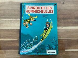 Spirou-et-Fantasio-n-17-Spirou-et-les-hommes-bulles-Dupuis-1964-2eme-ed