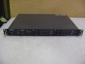 Video Production & Editing United Sony Wrr-850a Uhf Synthesized Diversity Tuner