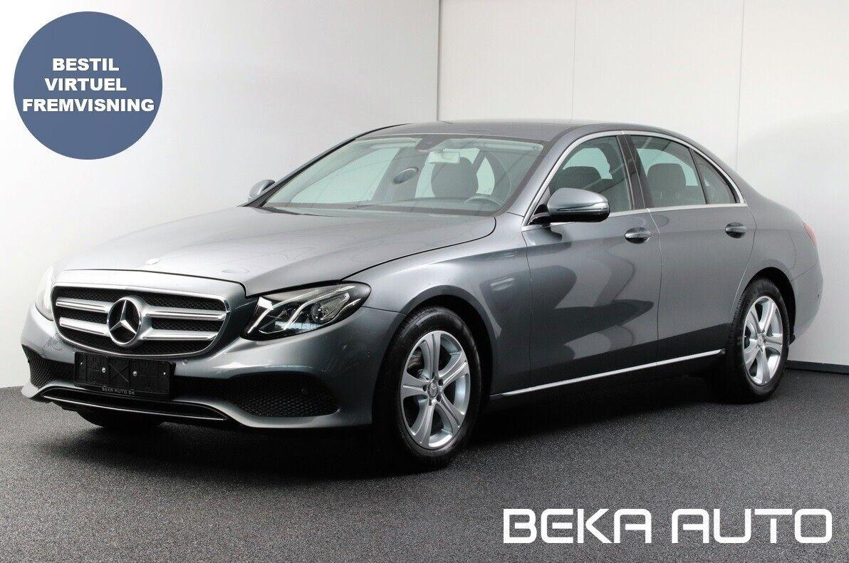 Mercedes E220 d 2,0 Avantgarde aut. 4d - 2.495 kr.
