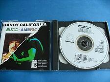 Randy California – Euro - American / Shattered Dreams    2CD