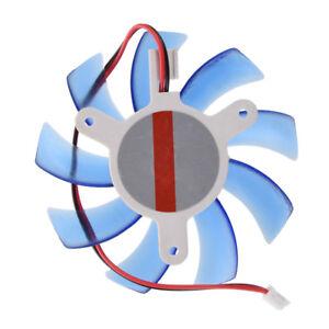 Ventilador-de-Refrigeracion-Enfriador-Disipador-PC-VGA-Tarjeta-de-Video-Azul-N