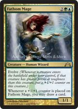 Gatecrash ~ FATHOM MAGE rare Magic the Gathering card
