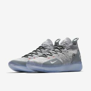 f939165585fc Brand New Nike Zoom KD 11 Cool Grey AO2604-002 U.S. Men s Size 9.5 ...