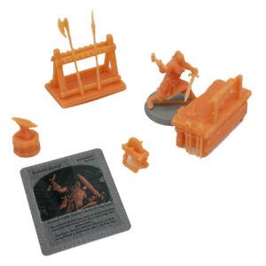 Outland Tactics War Games Miniatures Blacksmith Human Figure & Accessories 28mm