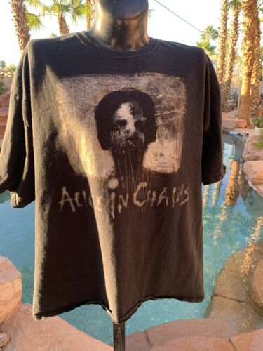 Vintage 1990 Alice in Chains T-Shirt Original very