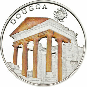 Dougga-Thugga-Silver-Proof-Color-Coin-World-of-Wonders-5-Dollar-Palau-2015