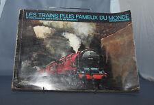 NB CATALOGUE TRAIN RIVAROSSI LES TRAINS LES PLUS FAMEUX DU MONDE 77 78