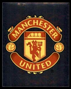 Merlin-Premier-League-2007-08-Manchester-United-Badge-No-372