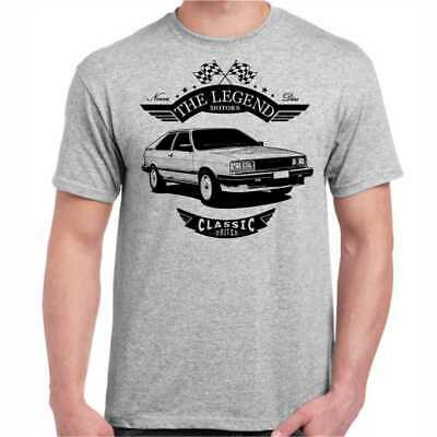 Aktiv T-shirt Audi Coupe B2 Oldtimer Youngtimer Legendary Car PüNktliches Timing