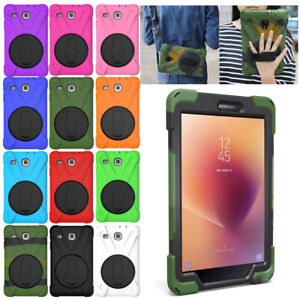 For-Samsung-Galaxy-Tab-A-E-8-0-9-7-10-1-Pirate-Hybrid-Shockproof-Hard-Case-Cover