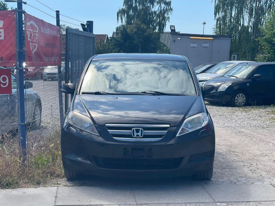 Honda FR-V 1,8i Comfort aut. Van Benzin aut. Automatgear