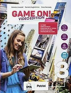 Game-on-video-edition-vol-3-Petrini-scuola-DeA-codice-9788849421804