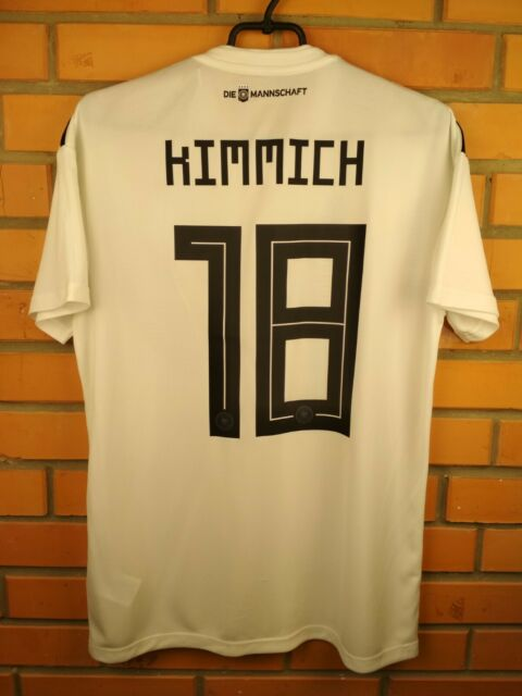 Kimmich Germany Jersey 2018 2019 Home M Shirt BR7843 Football Adidas Trikot