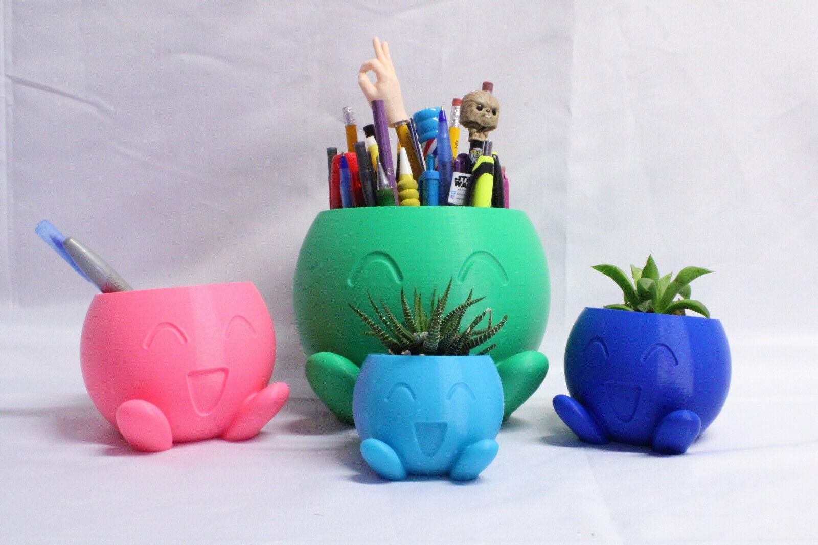 Pokemon Oddish Pot Planter *Next day Shipping!*