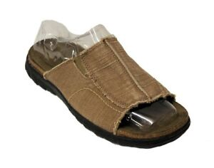 Gotcha-Men-039-s-Hydro-Slide-Sandal-Tan-US-9-NOB-NWD