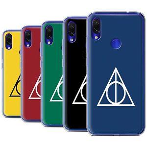 Gel-TPU-Case-for-Xiaomi-Redmi-Note-7-7-Pro-7S-Magic-Hallows-Inspired