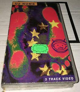 VHS-U2-NUMB-di-A-A-V-V-POLYGRAM