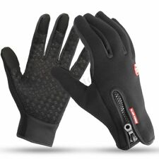 Gloves Clothing, Hats & Gloves Magic Touch Screen Windproof Anti-slip Outdoor Sport Unisex Winter Warm Gloves