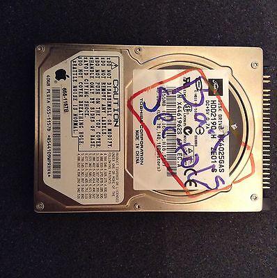 """TOSHIBA MK4025GAS P ZE01 S FW:AO//KA100B 2.5/"""" 40GB ATA PCB ONLY G5B000465000-A"""