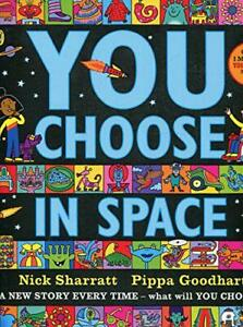 You-Choose-in-Space-by-Goodhart-Pippa-NEW-Book-FREE-amp-Fast-Delivery-Paperba