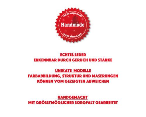Ledergürtel Herren Damen 3,5 cm echt Leder Gürtel Hosen Gold Jeans Vascavi Nr.23