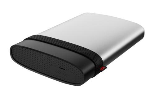 2TB Silicon Power Armor A85M Apple Mac Silver USB3.0 Rugged Portable Hard Drive