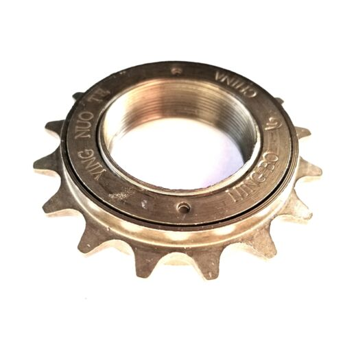 "16T 34mm BMX Bike Bicycle Single Speed Freewheel Sprocket 1//2/"" x 1//8/"""