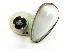 Military Aircraft Type A-8 Position Light Frosted Clear CM Hall Lamp Unboxed