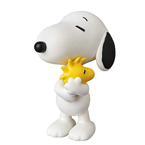 UDF Ultra Di Tel Figure Peanuts Series Products 7 Snoopy Holding Woods New F//S