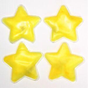 Handwärmer Taschenwärmer Sterne Wärmekissen 10 cm