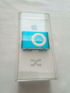 COLLECTORS-ITEM-APPLE-IPOD-SHUFFLE-2ND-GENERATION-1GB-BLUE-BRAND-NEW-A1204