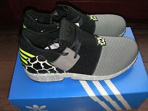 Flux uomo Uk9 Zx Nuovo Plus Aq5886 ginnastica da Scarpe Adidas 5 qZRXWE