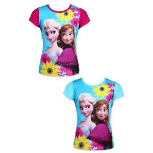 T shirt fille La Reine Des Neiges