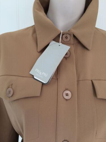 Piu & piu, diseñador-blazer-chaqueta-lujo, Haute Couture, elegante, deportivo, must have