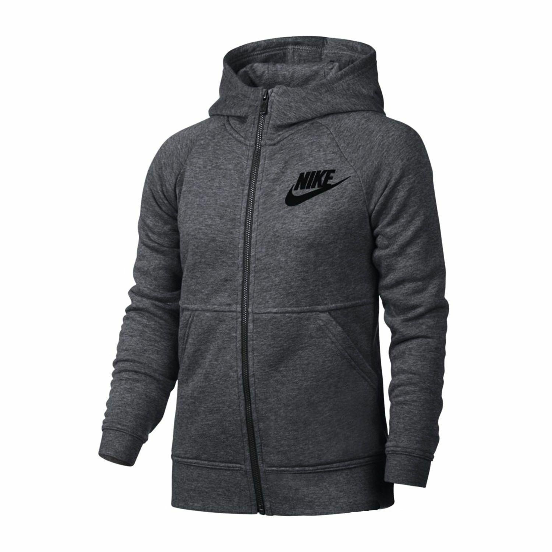 Girls Nike NSW Modern Hoodie 806212-091