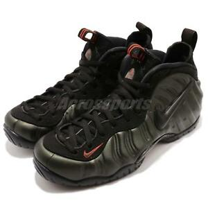 3c6f9a147b6 Nike Air Foamposite Pro Sequoia Black Team Orange Men Shoes Sneakers ...