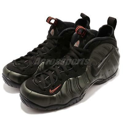 Genteel Nike Air Foamposite Pro Sequoia Black Team Orange Men Shoes Sneakers 624041-304 Packing Of Nominated Brand Clothing, Shoes & Accessories