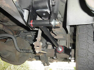 Image Is Loading Landyot Radius Rods For Ford Excursion Traction Bar